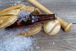 Hopes Baseball Australia will lead charge to smash alcohol ads out of the ground