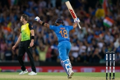 Virat Kohli: 'I don't find the need to get involved with the opposition'