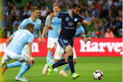 Alex Brosque admits Big Blue finals loss 'still hurts'
