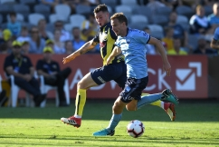 Alex Wilkinson on the A-League table battle