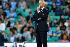 Sydney FC have room for another striker, says Steve Corica