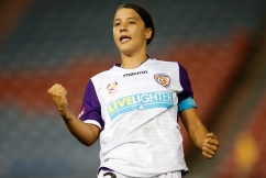 """I do want to try Europe"", Matilda Sam Kerr responds to transfer speculation"