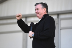 Eddie McGuire on moving the BBL to the MCG and his pies