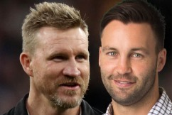 Nathan Buckley's new contract well deserved, according to Jimmy Bartel
