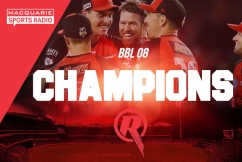 Melbourne Renegades crowned champions while Stars disintegrate