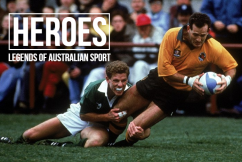 Wallabies Legend David Campese says Rugby is all about attack