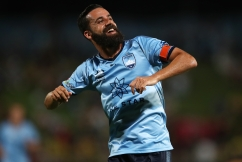 """Time was right"" for retiring Sky Blue Alex Brosque"
