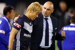 "Coach Muscat says, ""we can't afford to look beyond next Friday"" as A-League regular season ends"