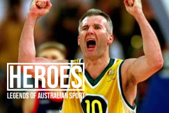 The career defining moment which brought Andrew Gaze to tears