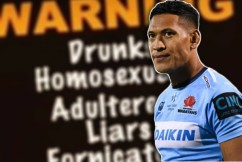 No way back for Folau, says Wallabies champion
