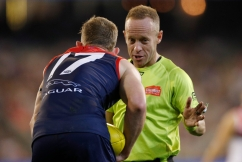 'You can't get more direct': Riddell not happy about umpire abuse