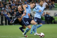 Brandon O'Neill says Sydney FC excited to continue rivalry with Victory