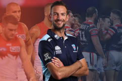 'Suck it up': Trent Copeland's blunt advice for the AFL & NRL