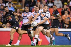 Josh Reynolds says he's stoked by NRL crackdown