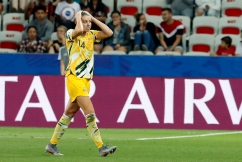 The Matildas are out of the World Cup!
