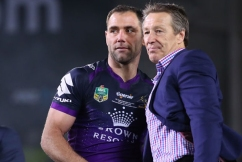 'Probably the one thing he regrets': Craig Bellamy opens up on relationship with Cam Smith