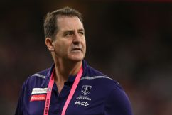 'He's created a toxic environment': Brad Hardie tees off at Ross Lyon following sacking