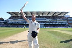 'That's the greatest thing I've ever seen in life': Stokes stuns cricket great