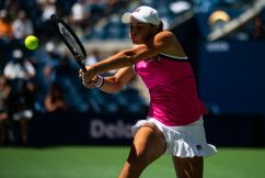 Barty and de Minaur progress at US Open despite nervy moments