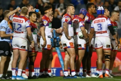 Anthony Griffin slams 'disrespectful' Knights