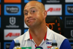 Newcastle Knights Coach Nathan Brown to leave club, effective immediately