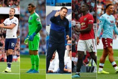 EPL Early Report Card | Who's definitely not happy!