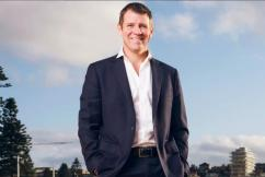 Mike Baird shares his vision after joining Cricket NSW