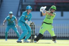 Litchfield looking to smash sixes and exams