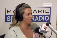"""""""I had this overwhelming feeling of hopelessness"""": Libby Trickett"""