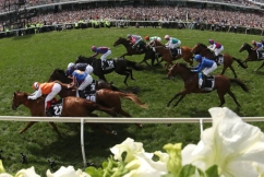Melbourne Cup stays in Australia! Brilliant ride guides Vow And Declare to glory